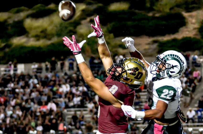 Story in Many Pics: Montwood Marches Over El Dorado 61-42