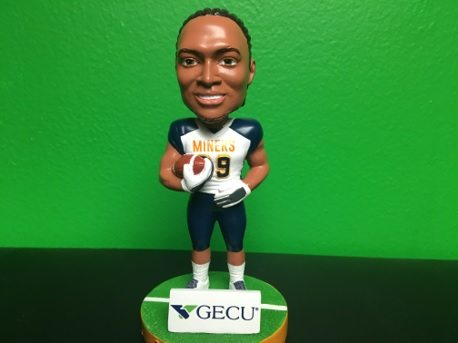 UTEP to Give Away 1,000 Aaron Jones Bobbleheads at UTSA Game
