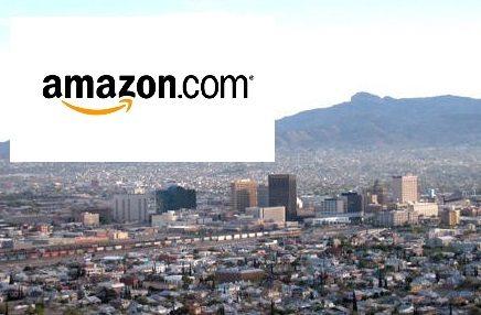 City, Borderplex Alliance Announce Bid to Attract Amazon to El Paso