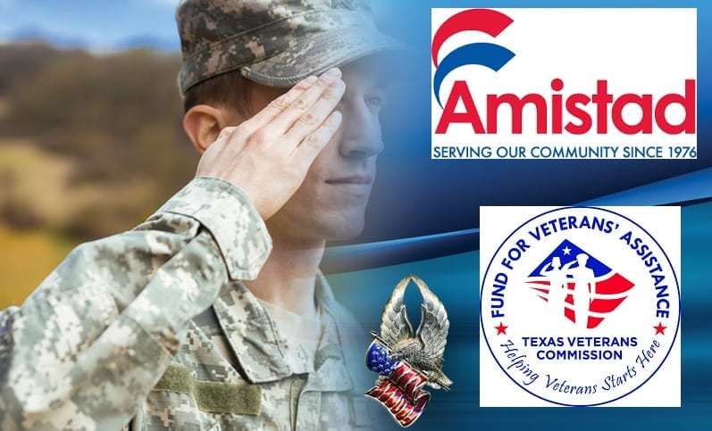Project Amistad Awarded Grant to Address Mental Health of Area Veterans