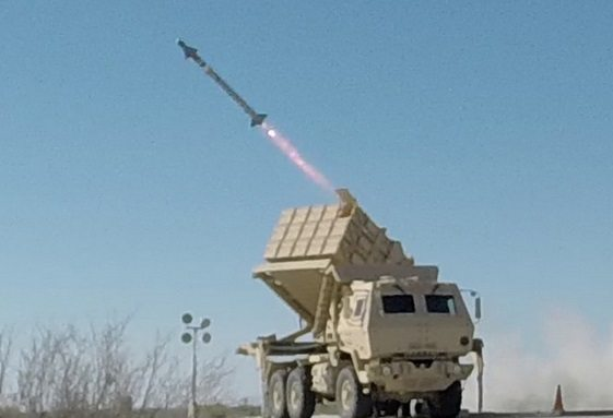 U.S. Army Successfully Fires AIM-9X Missile from New Interceptor Launch Platform