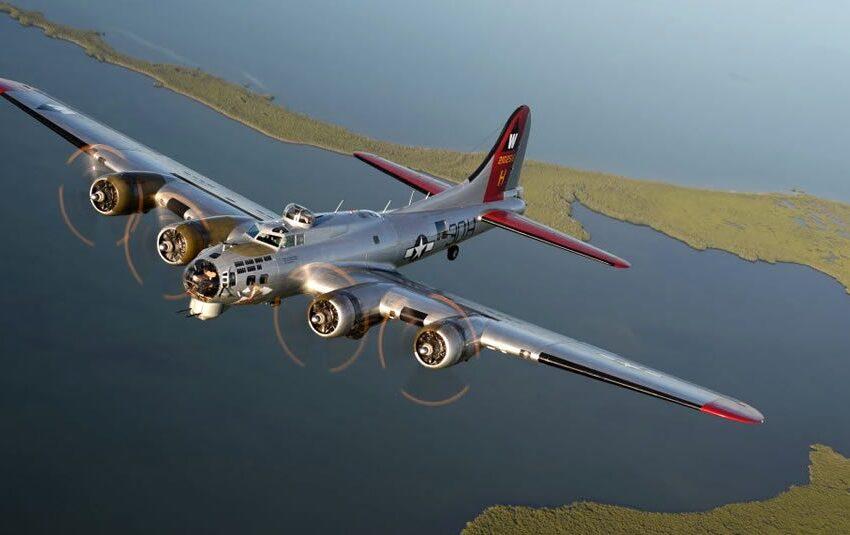 Santa Teresa Airport to host Historic B-17 Bomber; Public can Reserve Flights