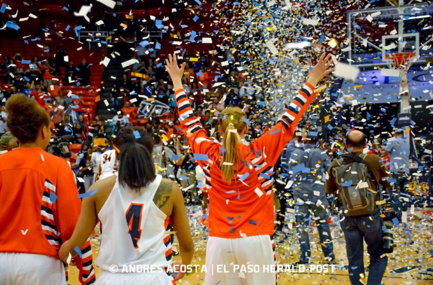 Story in Six Pics: The Game: Miners Claim CUSA Crown 94-91 in Double OT