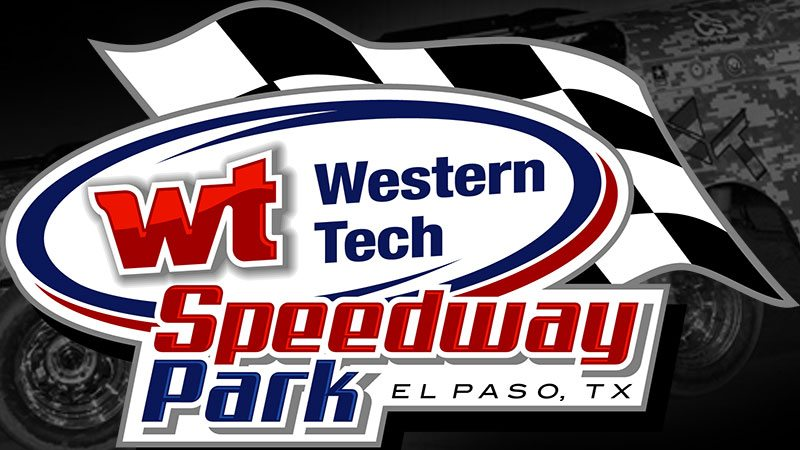 Historic El Paso Speedway Park welcomes Western Tech as title sponsor