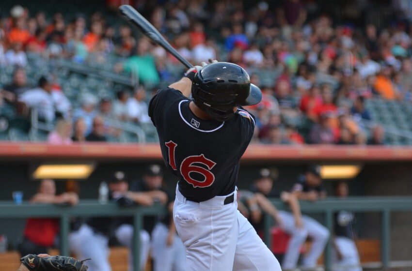 Gallery+Story: Chihuahuas Swamp River Cats 6-1, Remain in 2nd Behind Salt Lake
