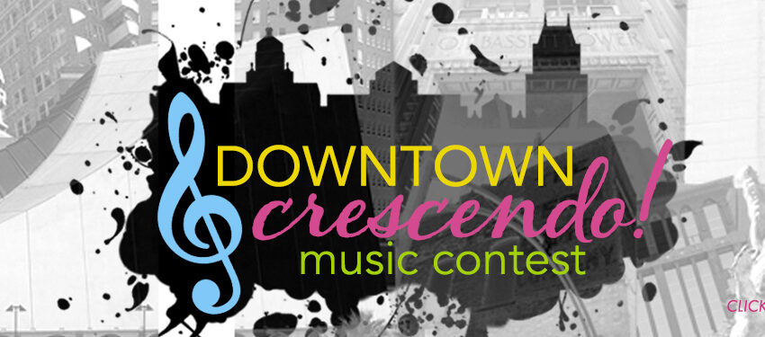 DMD Announces Downtown Crescendo Music Contest