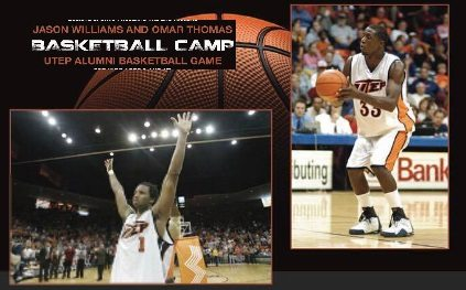 2nd Annual Williams/Thomas Basketball Camp, UTEP Alumni Game set for Saturday