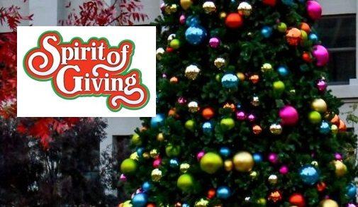 El Paso Community Foundation's Spirit of Giving Campaign Underway