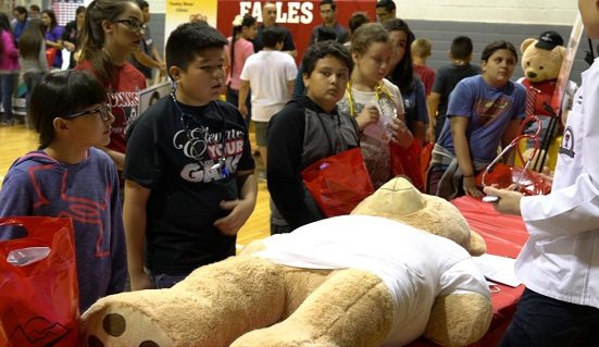 5th Graders to Learn About Careers in Health Care at Teddy Bear Clinic