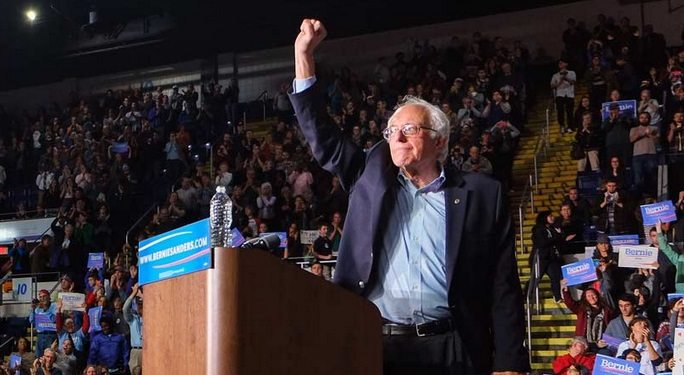 Borderland Bernie Sanders supporters start on-line petition to bring candidate to El Paso