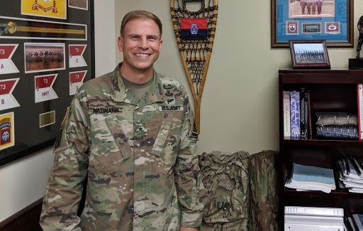 Meet the Leaders: Alaska to EP, Brig. Gen. Scott Naumann Now Calls Bliss Home