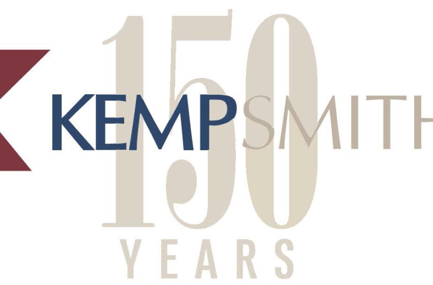 Kemp Smith Law Firm celebrates 150th Anniversary