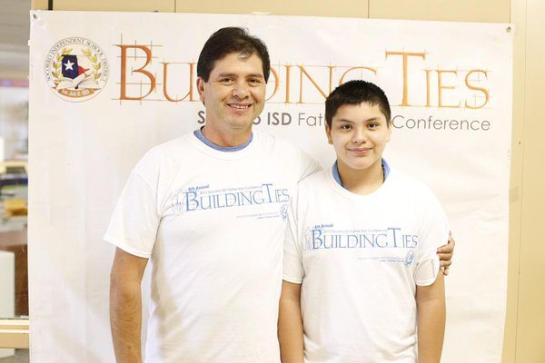 Dads, Boys invited to 7th Annual Team SISD Father-Son Conference