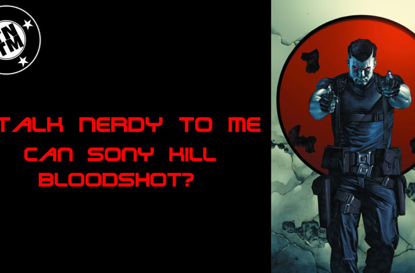 Valiant Comics Bloodshot movie coming soon