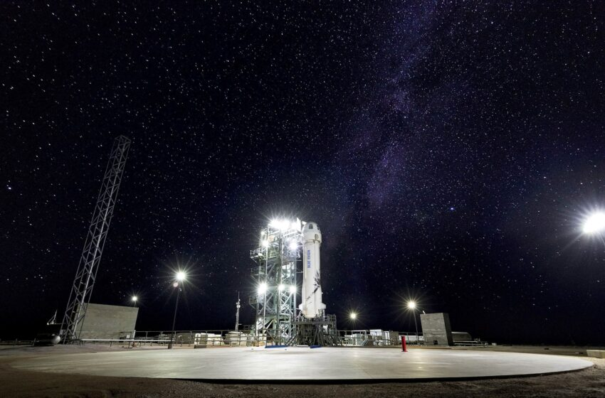 Blue Origin Set to Launch NASA-Sponsored Payloads Tuesday