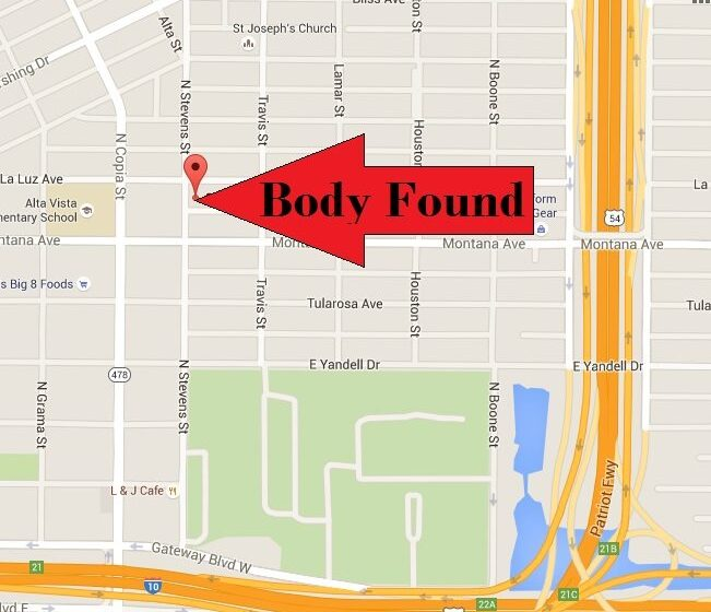 Police called to East-Central after body found
