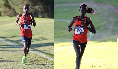 UTEP Cross Country Sweeps C-USA Athletes of the Week