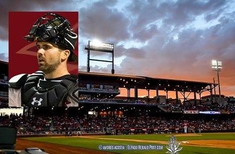 El Paso's Brett Nicholas Named Pacific Coast League Player of the Week