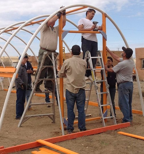 NMSU Receives USDA Grant to Expand Agricultural Education Program to 18 Pueblos