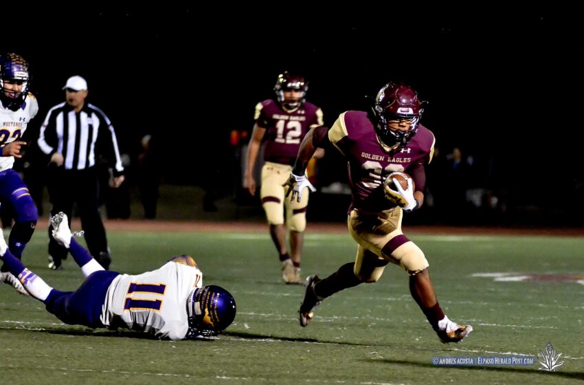 Story in Many Pics: Andress Bests Burges 51-7