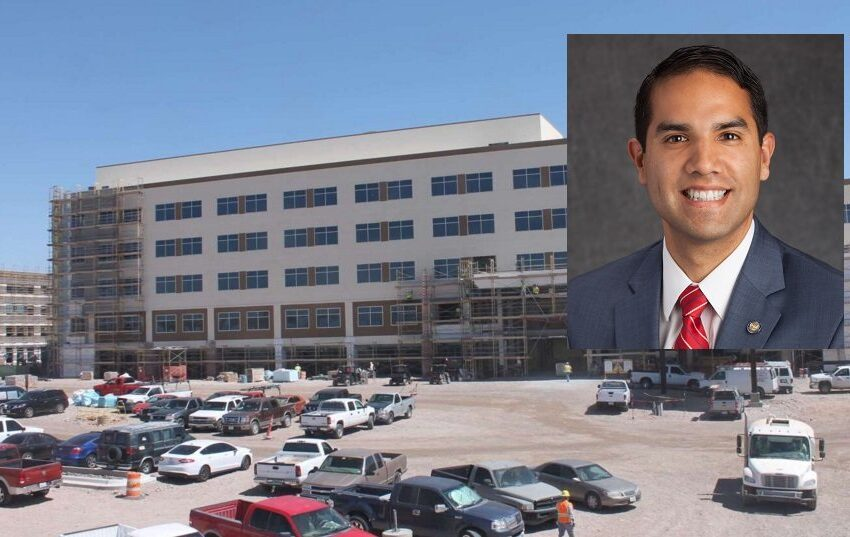 Hospitals of Providence Announce New CEO of Transmountain Campus