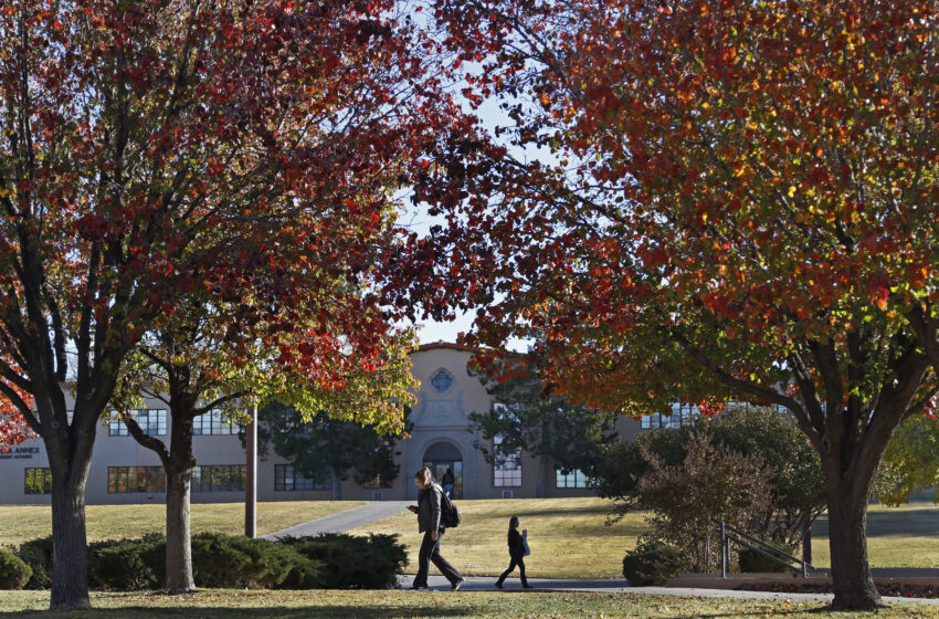 NMSU Ranks as a Leading Degree Producer for Minorities