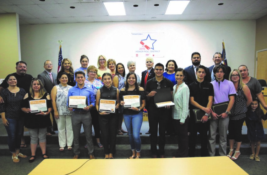 Alumni Foundation Sends Canutillo Kids to College