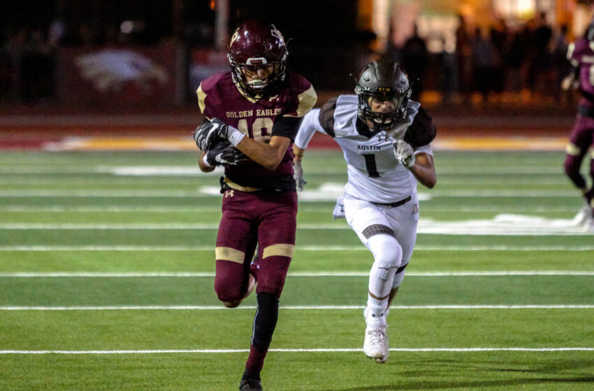 Story in Many Pics: Andress Eagles Soar, Defeat Austin 30-12
