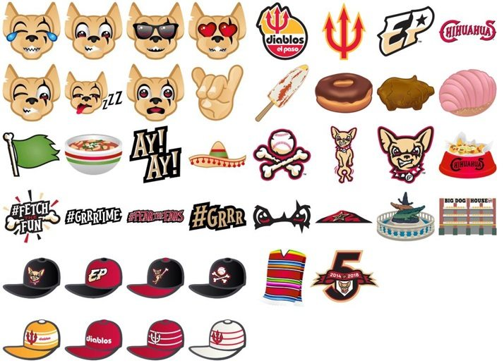 Chihuahuas Announce the Launch of Branded Emoji Keyboard