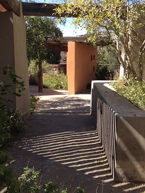 Repairs to Chihuahuan Desert Gardens at UTEP underway