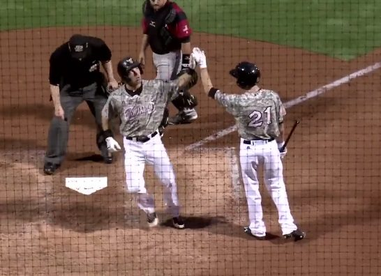 Video+Story: River Cats Sink Chihuahuas 4-2