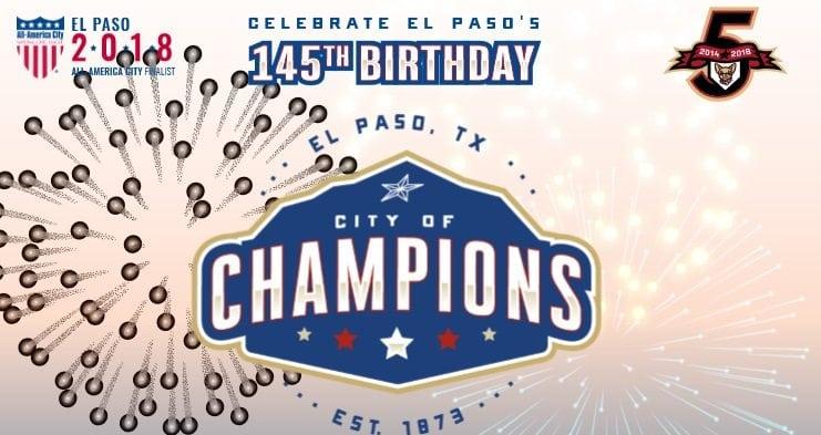 City to Celebrate 145th Birthday Thursday