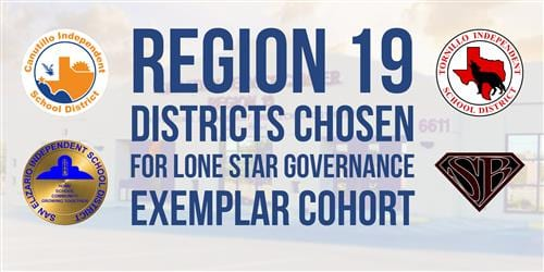 San Elizario ISD Among Districts Selected For LSG Exemplar Cohort