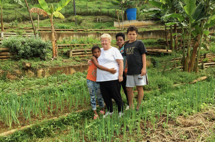 NMSU Partnering with Colombia to Help Local Farmers Rebuild After Years of Conflict