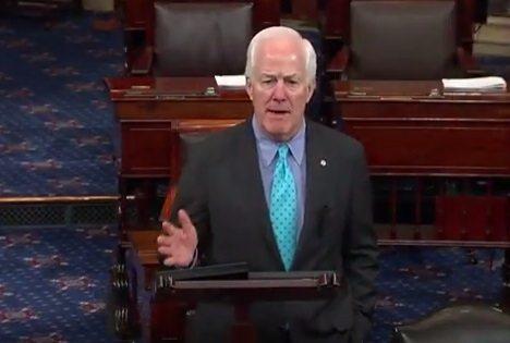 Cornyn Praises Senate Passage of Bill Encouraging Law Enforcement to Hire Vets