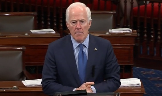 Video: Cornyn Calls on Democrats to Return to Negotiating Table on Border Security, Ending Shutdown