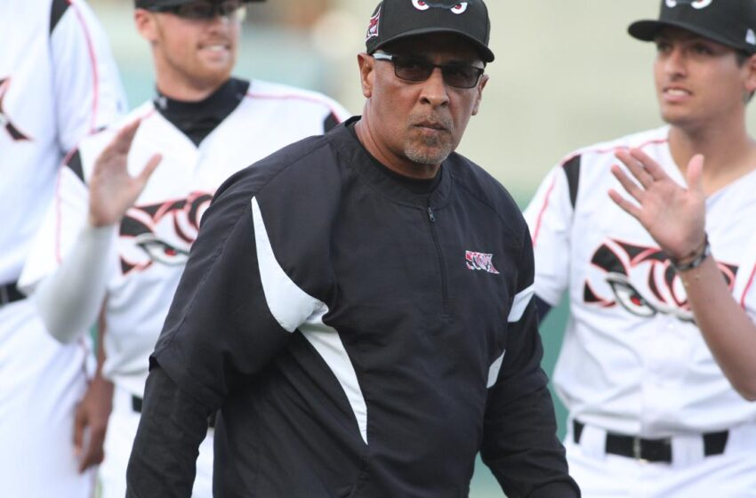 Edwin Rodriguez Named El Paso Chihuahuas Field Manager