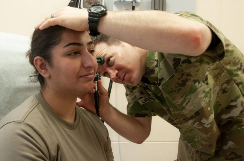 Medical reserve unit plays critical role in Soldier deployment