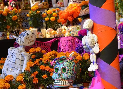 Residents Invited to Celebrate Dia de los Muertos in Downtown