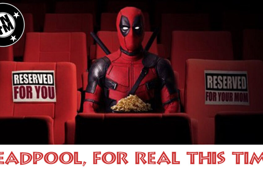 Deadpool Movie to Come Out on Valentines Day