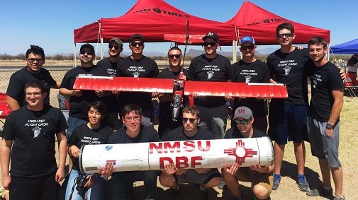 Video+Story: NMSU's Design Build Fly Student Team Climbs to Record Finish