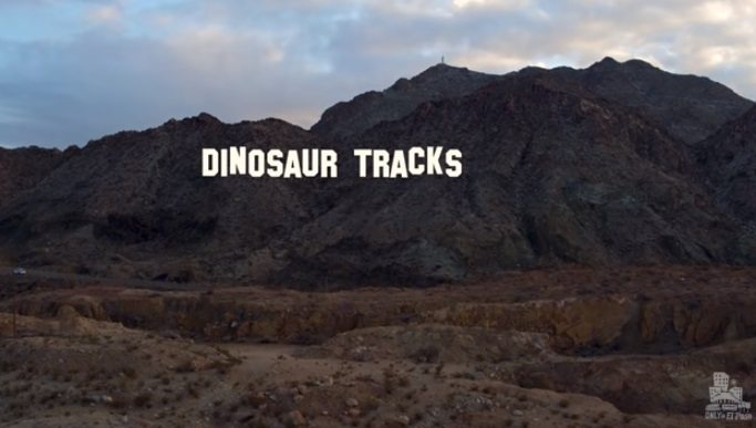 Video: Dinosaur Tracks: Evidence of an Ancient Beach | KCOS's Only In El Paso – Season 4