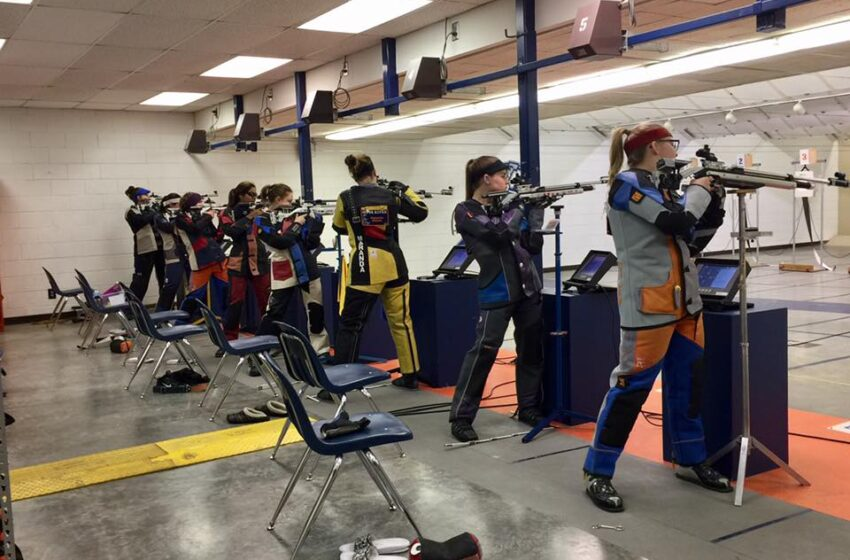 UTEP Rifle Fires 4591 At Patriot League Championships