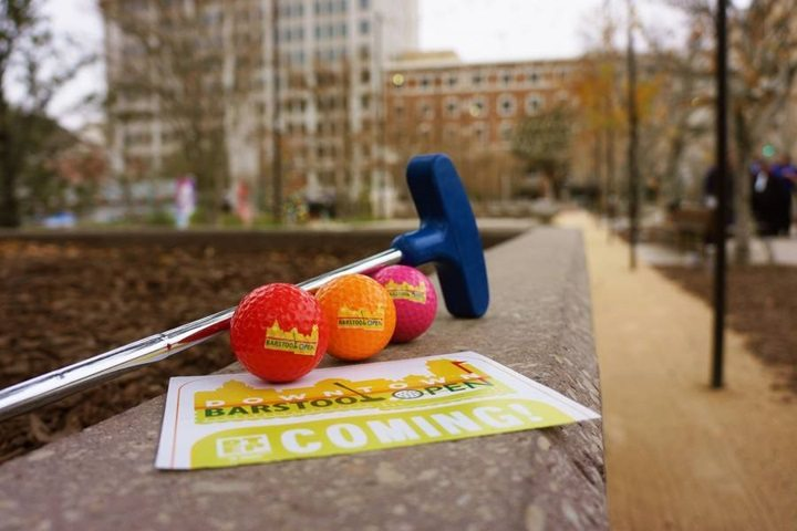 New Event to Highlight Downtown Bars, Test Miniature Golf Skills