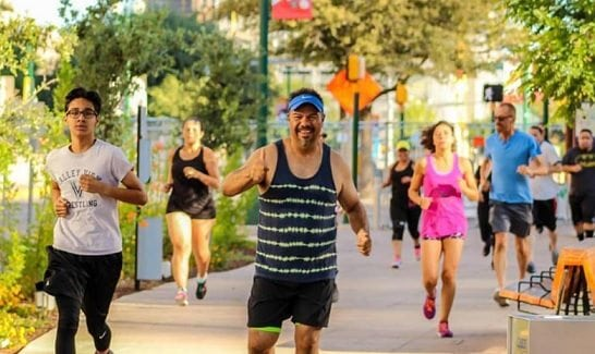 Free Fitness Classes Offered Once Again in Downtown El Paso