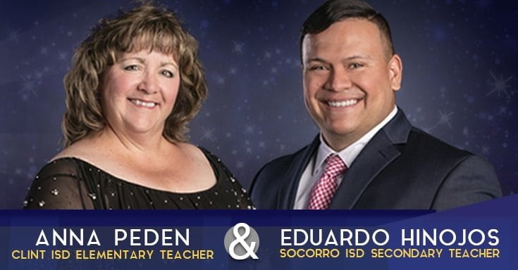 Teachers of the Year Crowned Saturday Night