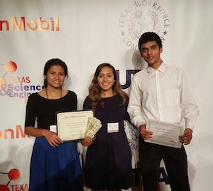 El Paso ISD Students Shine in Texas State Science Fair