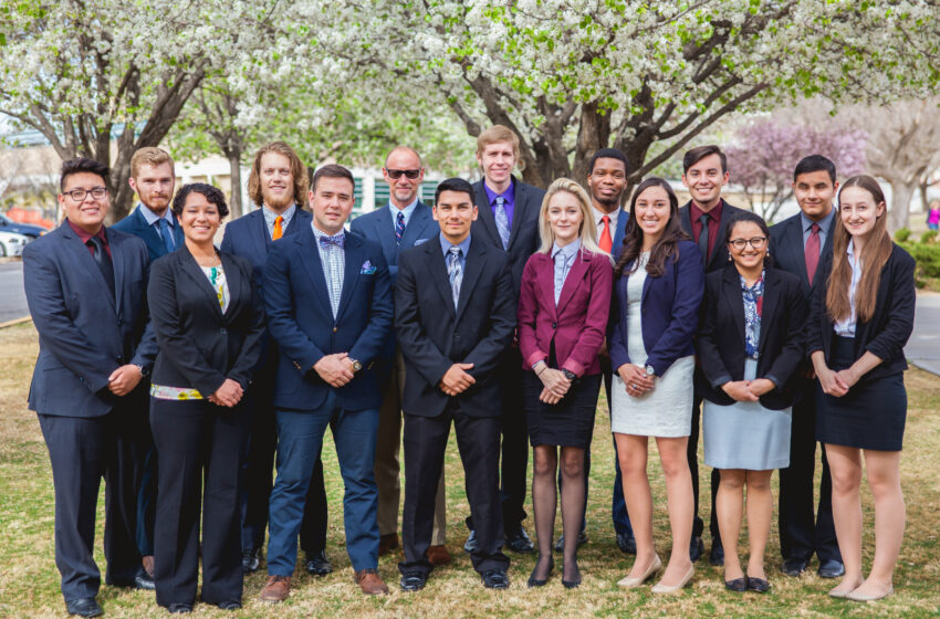NMSU Model U.N. Team wins big at Conference, Gains Real-World Experience