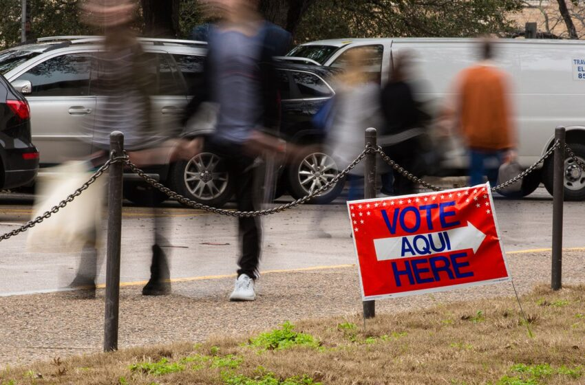 Analysis: The Anemic State of Democracy in Texas