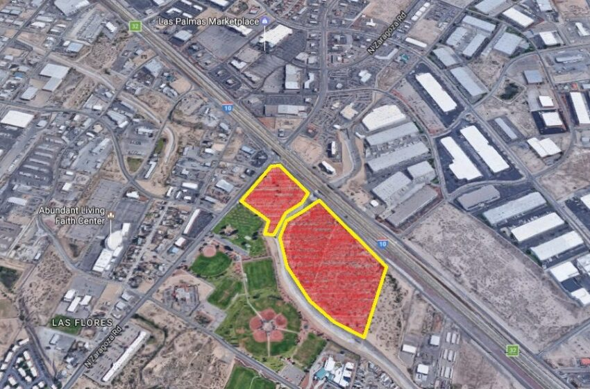 City, First Hartford Realty Corporation Join Forces for East El Paso Development